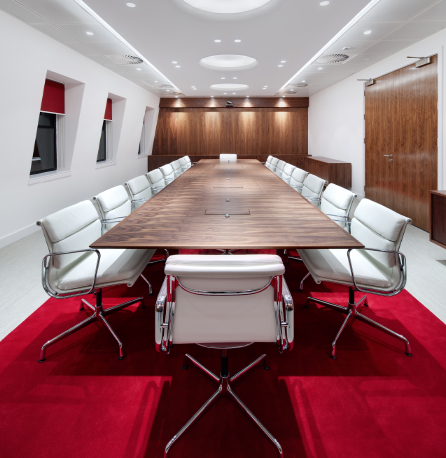 Image of board room