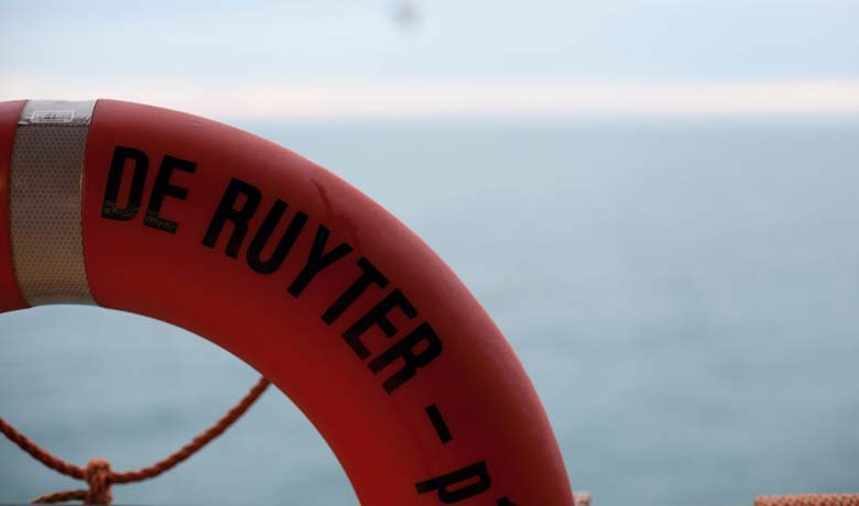 Image of De Ruyter life buoy